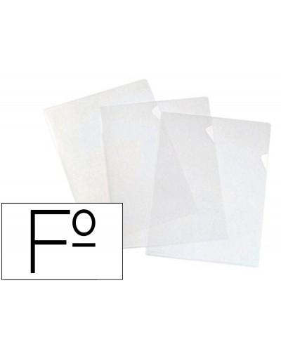 Funda portadocumento esselte plastico transparente 140 micras tamano 87x56 mm