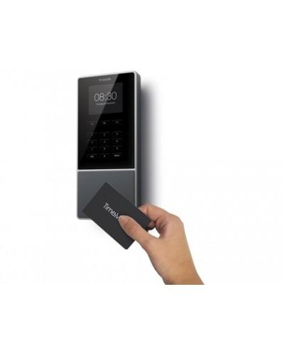 Controlador de presencia safescan timemoto tm 616 con codigo pin o tarjeta rfid hasta 200 usuarios
