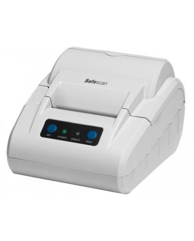 Impresora termica safescan tp 230 gris compatible con safescan 1250 2465s 2665s 6165 ancho papel 58 mm