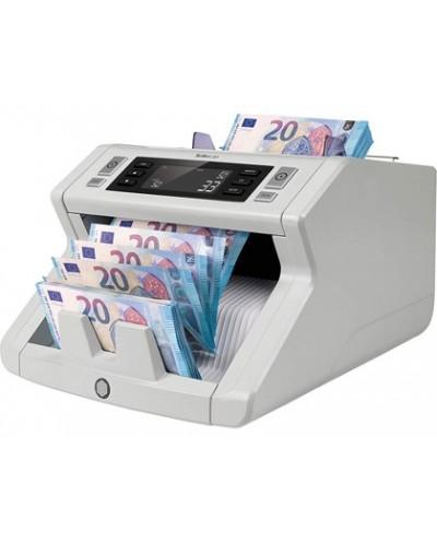Contador de billetes safescan 2210 deteccion ultravioleta y tamano velocidad 1000 billetes minuto con funcion