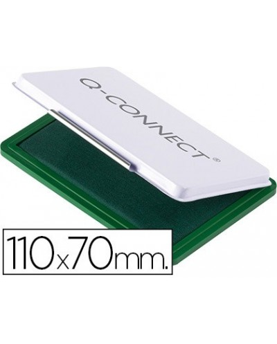 Tampon q connect n2 110x70 mm verde