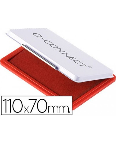 Tampon q connect n2 110x70 mm rojo