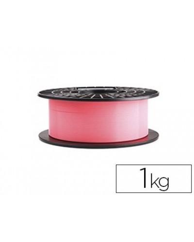 Filamento 3d colido gold pla 175 mm 1 kg rosa