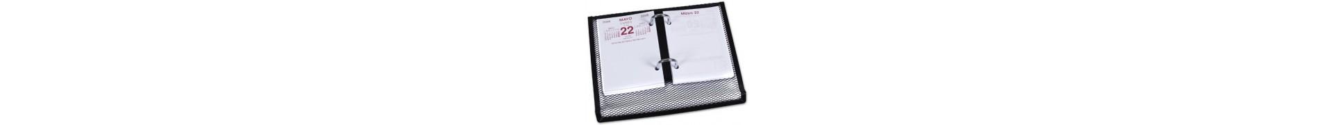 Calendarios y porta calendarios