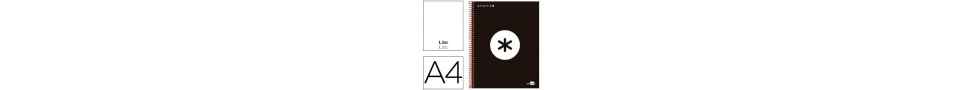 Blocs y cuadernos escolares