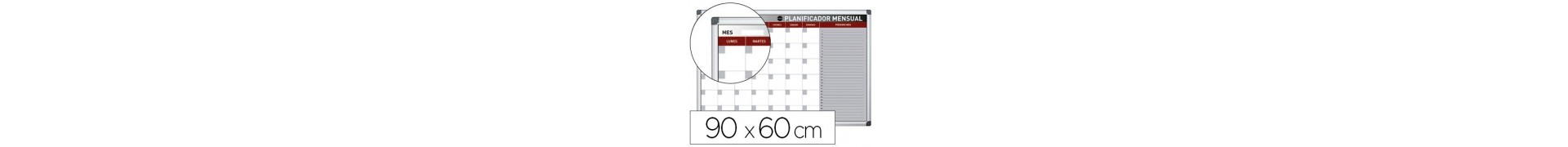 Planning/paneles señalización
