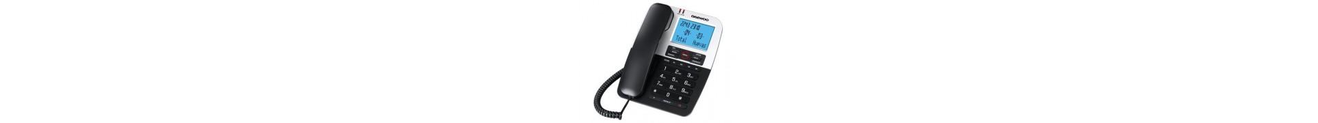 Teléfonos/grabadoras